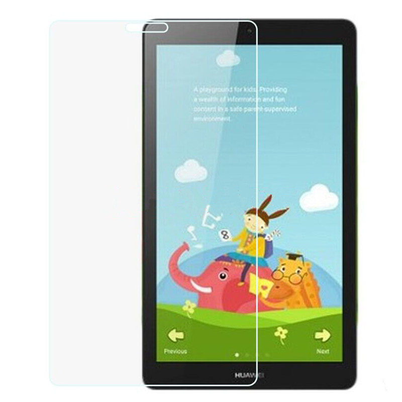Tempered Glass For Huawei MediaPad T3 7.0 8.0 9.6 10 inch Honor KOB-L09 KOB-W09 AGS-L09 BG2-U01 Tablet Screen Protector Film ...