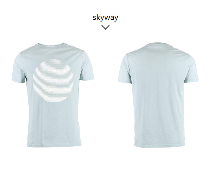 HTB1aMtOclcXBuNjt Xoq6xIwFXaO - SELECTED  cotton round collar short-sleeved T-shirt C|4182T4593