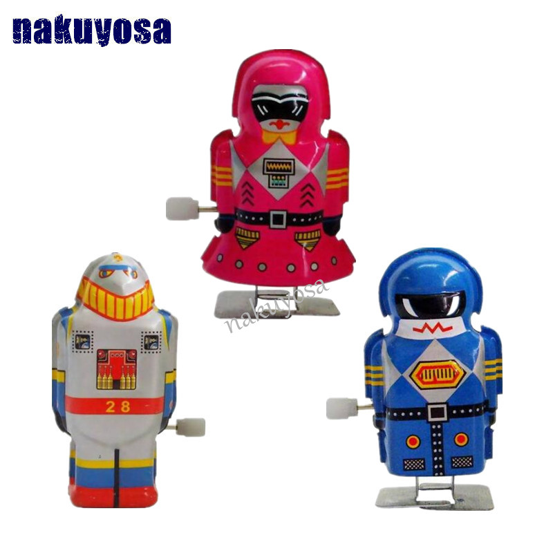 Boy Toys Blue : Mini super robot magic pink girl blue boy adult collection