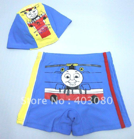 wholesales & retail 2 - 6 age blue boy's Prevent bask in  beach shorts