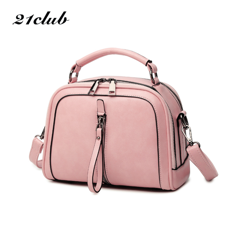 2017 new women double zipper silt pocket shell handbag high quality ladies small purse clutch messenger crossbody shoulder bags scione couples backpack teenagers boys girls black brown gray pu leather school bags preppy style women backpack men daypack