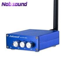 Nobsound CSR8675 Bluetooth 5.0 เครื่องขยายเสียงดิจิตอล Mini HiFi APTX HD 100W + 100W