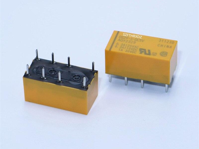 10pcs new  HKE Relay HRS2H-S-DC12V-N