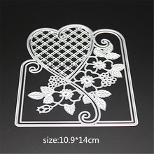 AZSG Flowers and plants Cutting Dies for DIY Scrapbooking die Decoretive Embossing Stencial Decoative Card cutter