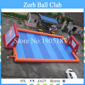 Free Shipping Inflatable Football Pitch,Inflatable Arena, Inflatable Football Field With Floor