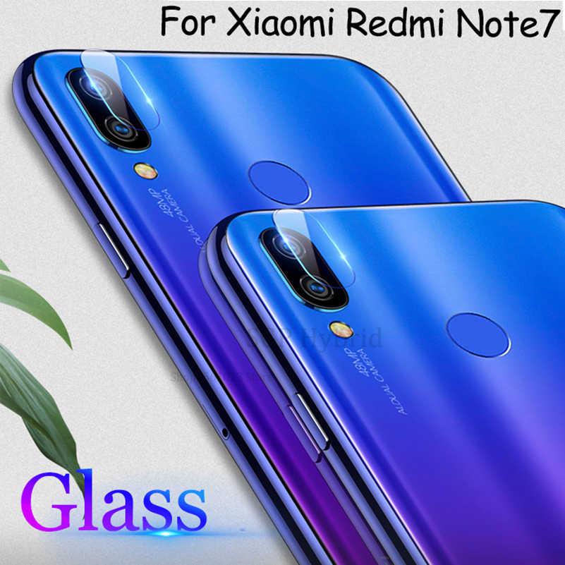 Note7 Film d'objectif de caméra arrière pour Xiao mi Xia mi Xio mi xiaome rouge mi note7 note 7 mi 9 mi 9 protecteur d'écran couvercle en verre de protection