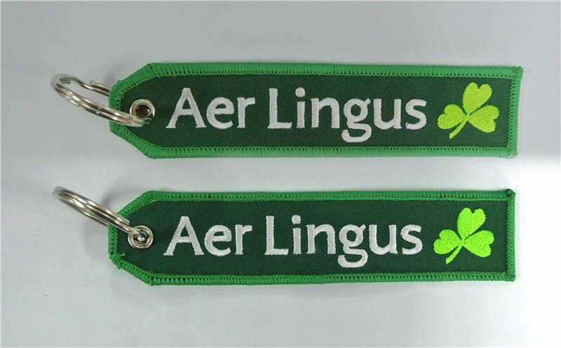 Aer Lingus-Remove Before Flight Keyring