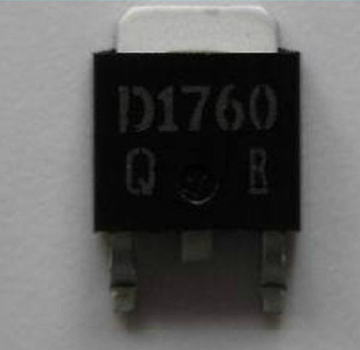 1 шт. /лот D1760 2SD1760Q 2SD1760 транзисторы новые оригинальные TO-252 в наличии
