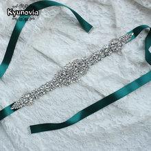 Kyunovia Cristal Ceintures De Mariage Sa ...