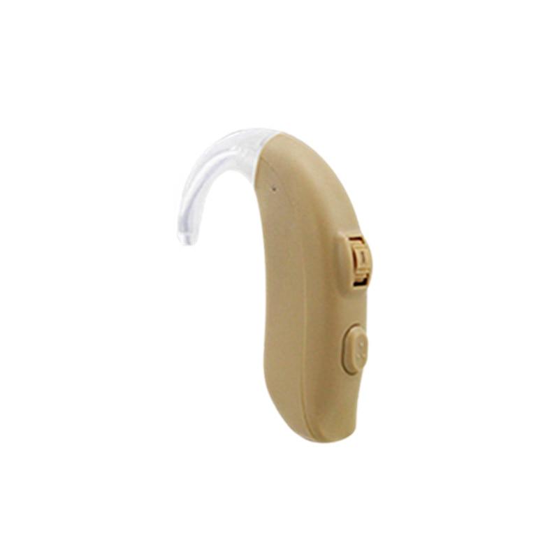 Aide auditive numérique puissante BTE amplificateurs sonores entièrement numériques aides auditives sans fil pour les personnes âgées modérées à graves perte auditive