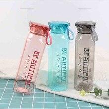 Пластиковая Спортивная бутылка для воды с защитой от протечек, портативная модная посуда для напитков, Туристические Бутылки для влюбленных, 4л