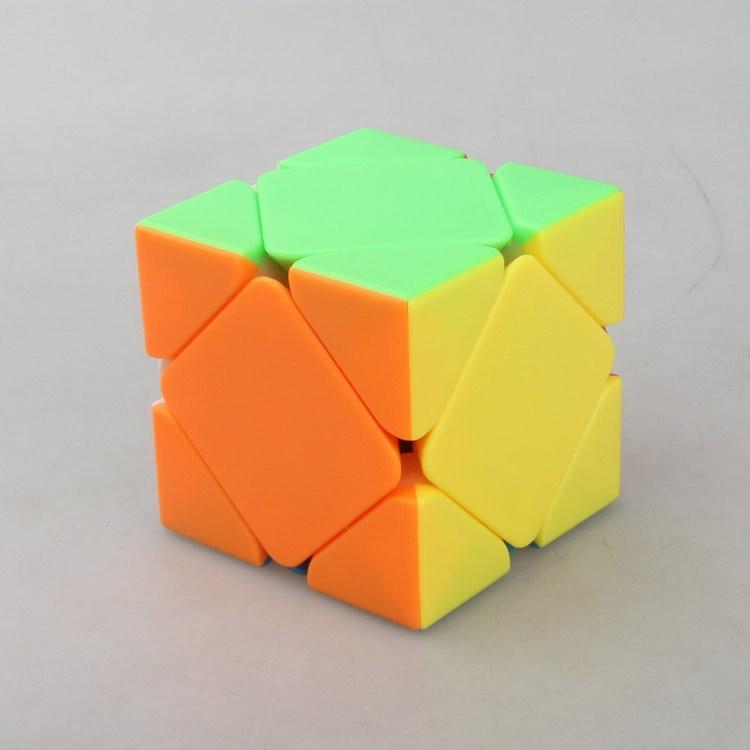 YJ MoYu CiLi Skewb Cube Magic Cube Speed Puzzle Twist Cubes Cubo Magico Educational Toys Kids