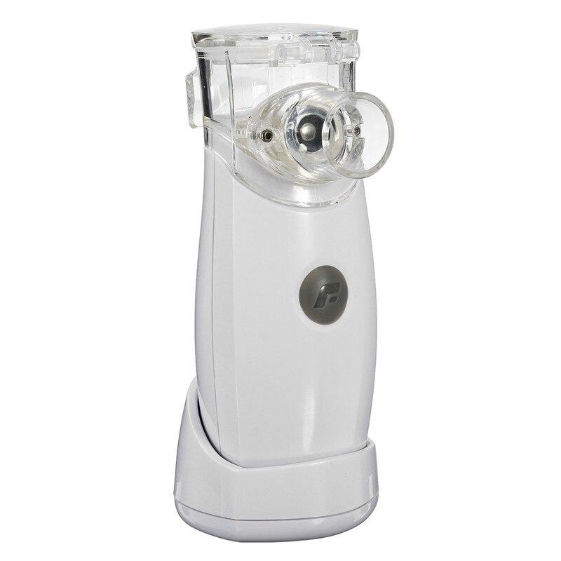 Micro-maille de poche nébuliseur inhalateur vaporisateur atomiseur bluetooth APP contrôle intelligent sain Areosol traitement mains libres utilisé