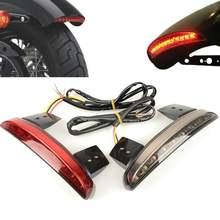 Задний фонарь для мотоцикла поворотник со светодиодной подсветкой