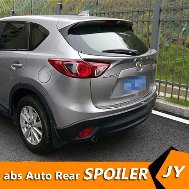 2017 Mazda Cx 5 Colors >> Us 17 1 43 Off For Mazda Cx 5 Roof Spoiler 2014 2017 Mazda Cx 5 Roof Spoiler High Quality Abs Material Car Rear Wing Primer Color Rear Spoiler In