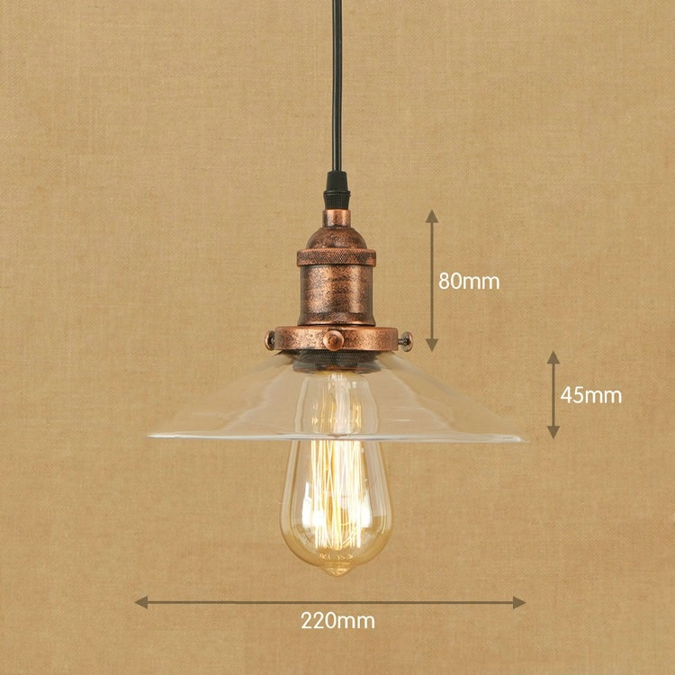 IWHD Iron Retro Lamp LED Pendant Light Fixtures Glass Industrial Lighting Hanging Lights Kitchen Lampara Suspension Luminaire  IWHD Iron Retro Lamp LED Pendant Light Fixtures Glass Industrial Lighting Hanging Lights Kitchen Lampara Suspension Luminaire