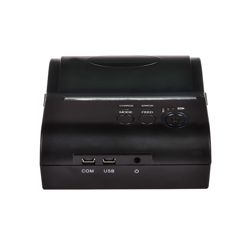 80mm Mobile Portable Thermal Receipt Printer Android & IOS Bluetooth 4.0 Printer Mini Android Printer Free with SDK