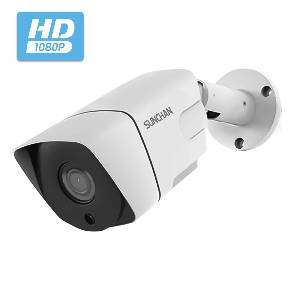 HD 1080P 2.0MP AHD Security Camera Outdoor Waterproof Array Infrared Night Vision Metal Bullet CCTV Surveillance Security Camera