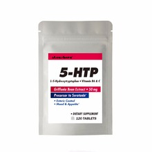 5HTP 50Mg 120Pcs Relaxing Promotes Positive Mood
