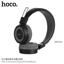 HOCO Cool sports Bluetooth Headphone Wireless Headset Gamer with Microphone Remote Big Earphones For iPhone XS Samsung Handsfree