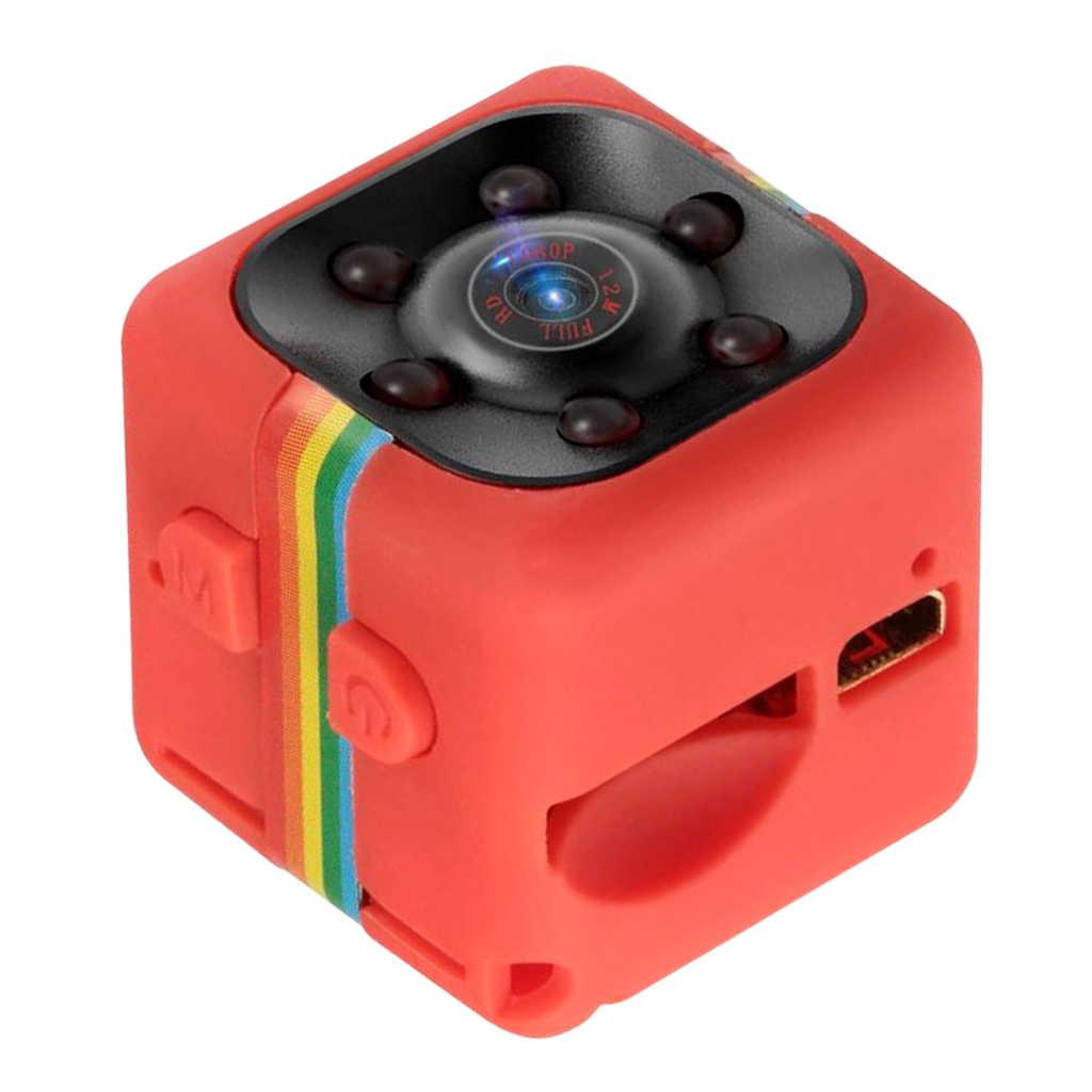 SQ11 1080 1080P ミニ車の Dv DVR カメラダッシュカム赤外線ナイトビジョン赤 1080 1080p ダッシュカム + バッククリップ + USB ケーブル
