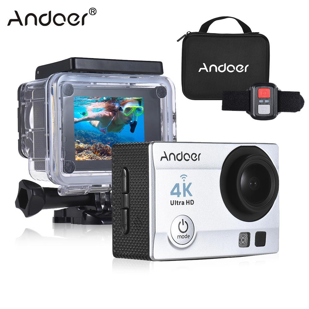 Sport & Action-videokamera Unterhaltungselektronik Andoer Q3h-r Action Kamera Q3h-r Wifi Ultra Hd Mini Cam 4 Karat/30fps 170d Unterwasser Wasserdichte 30 Mt Video Sport Action Kamera Freigabepreis