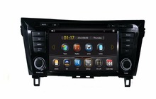 HD 2 din 8″ Car DVD GPS Navigation for Nissan QashQai X-Trail 2014 With USB Bluetooth IPOD TV Radio/RDS SWC AUX IN