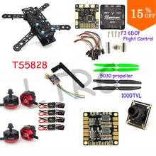 LHI Diy FPV drone quadrocopter quadcopter frame kit flight controller zmr250 qav250 carbon fiber with camera drone accessories