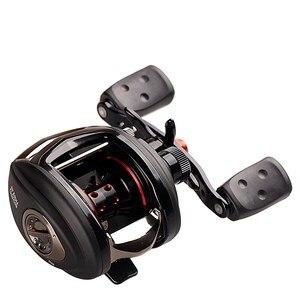 Image 4 - Abu Garcia REVO SX HS HS L Bait Casting Fishing Reel 10BB 7.1:1/6.4:1 Saltwater Lure Fishing Reel Max Drag 9kg Baitcast Wheel
