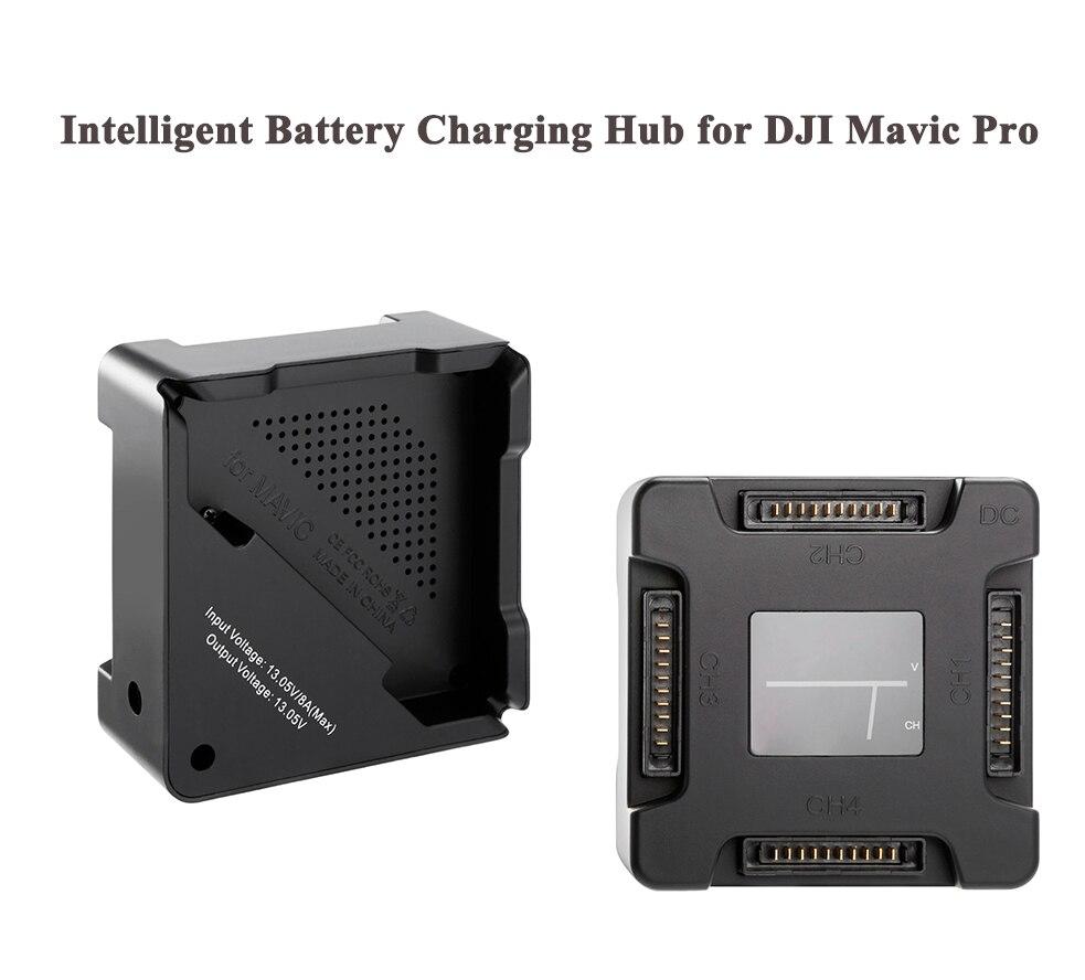 New Intelligent Battery Charging Hub for DJI font b Mavic b font font b Pro b