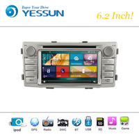 Car DVD Player System For Toyota Corolla Toyota Hilux 2012 2016 Autoradio Car Radio Stereo GPS