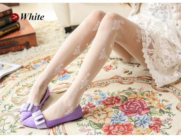 BNWT Buy 2 get 1 free Country Kids sheer White Daisy girls tights  3-8 years