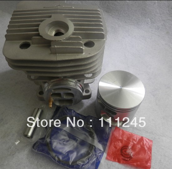 K960 CYLINDER KIT 56MM FOR  PARTNER HUS. K970 CUT OFF SAWS CONCRETE SAW ZYLINDER PISTON RING PIN CLIPS ASSEMBLY 544 93 56-03 38mm cylinder barrel piston kit