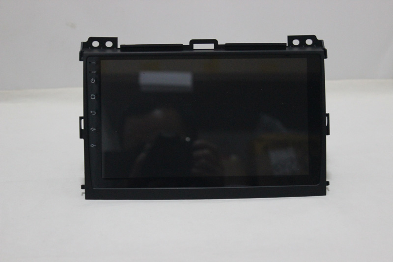 Sale 2.5D IPS 8 Octa-core Android 8.1 Car DVD Player for Toyota Land Cruiser Prado 120 2004-2009 with Glonass GPS Radio Wifi Map 4G 22