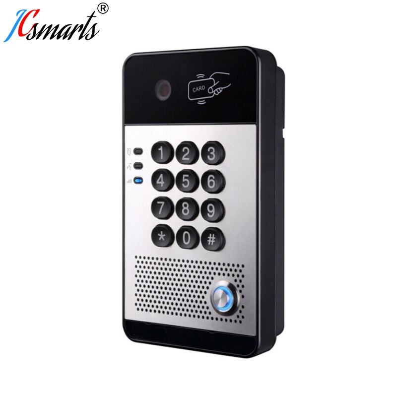 Image 2 - i30 SIP Video Doorbell Intercom System VOIP Door Camera Interfone With Card ReaderVoIP Phones   -