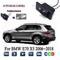 Reverse kamera Für BMW E70 X5 2006 ~ 2018 2008 2009 2012 2015 2016 CCD Nachtsicht Rückansicht Kamera /lizenz platte kamera Backup|Fahrzeugkamera|Kraftfahrzeuge und Motorräder -