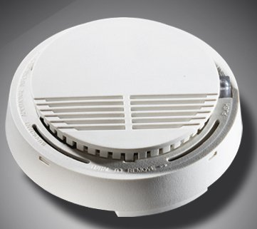 Kitchen Smoke Detector Honest Force Wireless Sensor Alarm System Kit Home Fire