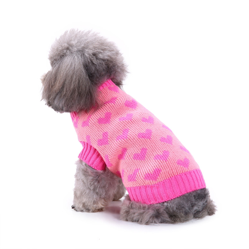 Dog Clothes Sweater (6)