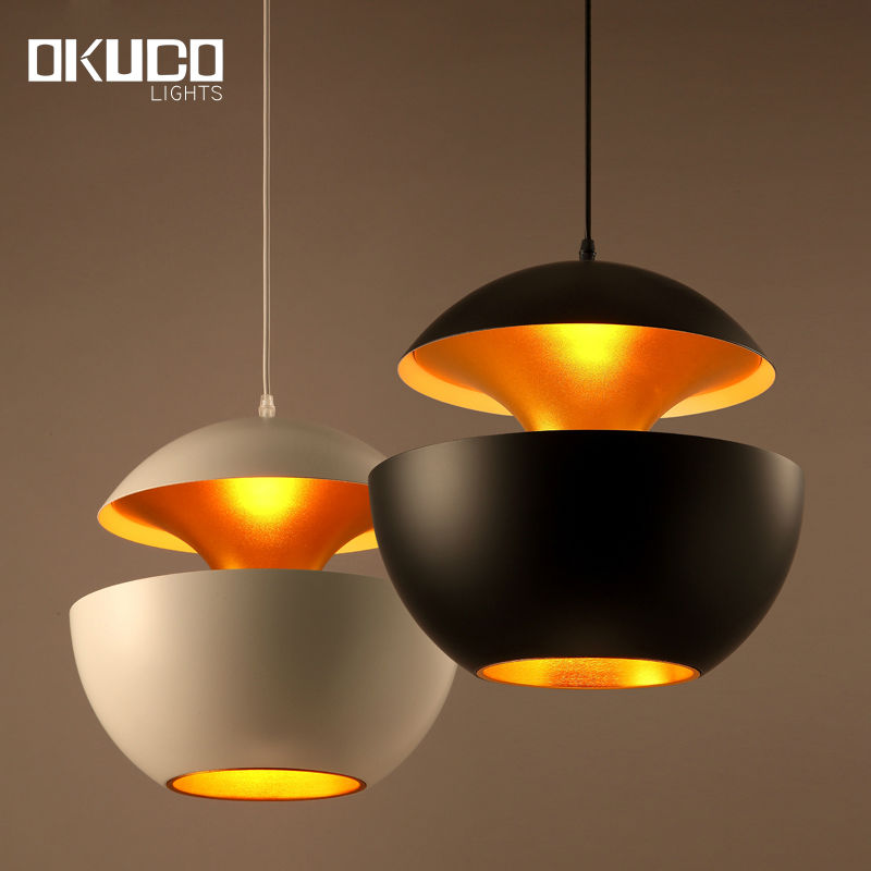 Vintage pendant lights fixtures industrial lamp for kitchen lamp vintage pendant lights fixtures industrial lamp for kitchen lamp inside golden industrial ball lamp shades hanging lamp in pendant lights from lights aloadofball Choice Image