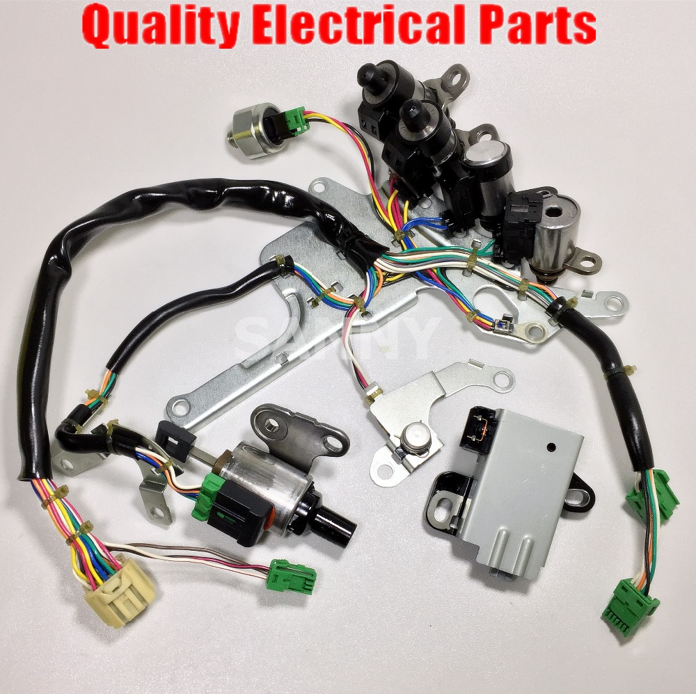 cvt jf010e re0f09a 9b transmission valve body component kit 2 fits for nissan altima [ 1000 x 998 Pixel ]