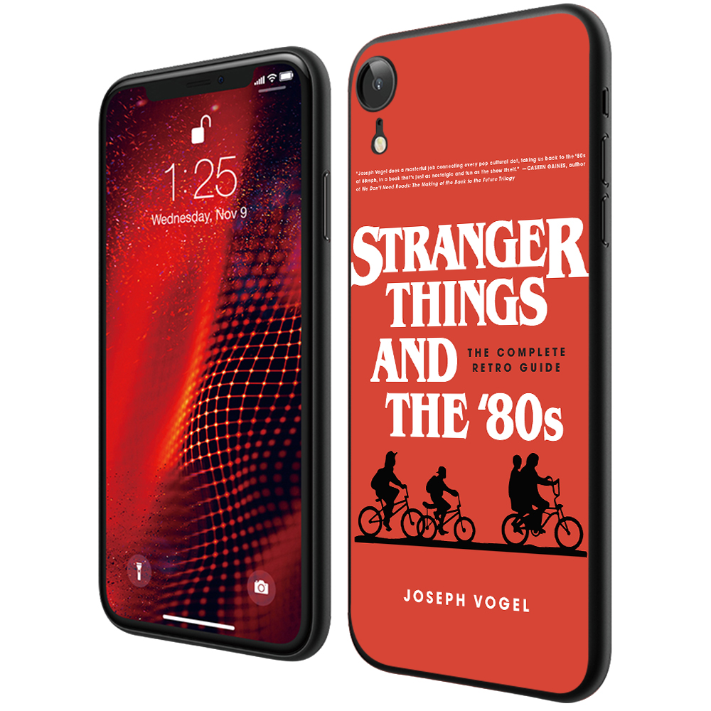 WEBBEDEPP Stranger Things TPU Phone Case for OPPO A1 A3S A5s A7 A37 A57 A73 A83 F5 F11 R15 R17 Pro Soft Cover in Fitted Cases from Cellphones Telecommunications