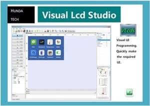 Image 4 - ใหม่ 3.5 นิ้ว HMI I2C IIC โมดูลจอแสดงผล LCD หน้าจอสัมผัสแบบ Capacitive 480x320 สำหรับ Arduino