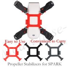 SunnyLife 4730F пропеллер стабилизаторы реквизит крепления частей держатель для DJI Spark