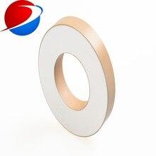 Ultrasonic Piezo Element Piezoelectric Ceramic Ring 38.1x12.75x6.3mm