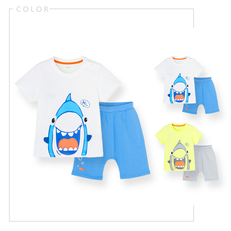 00bcfcbaa93 Funny T shirts Boys Kids Kinderkleding Jongens T Shirt Cartoon Cool Things Child  Kids Short Sleeve T shirt Boys Summer 50H055-in T-Shirts from Mother   Kids