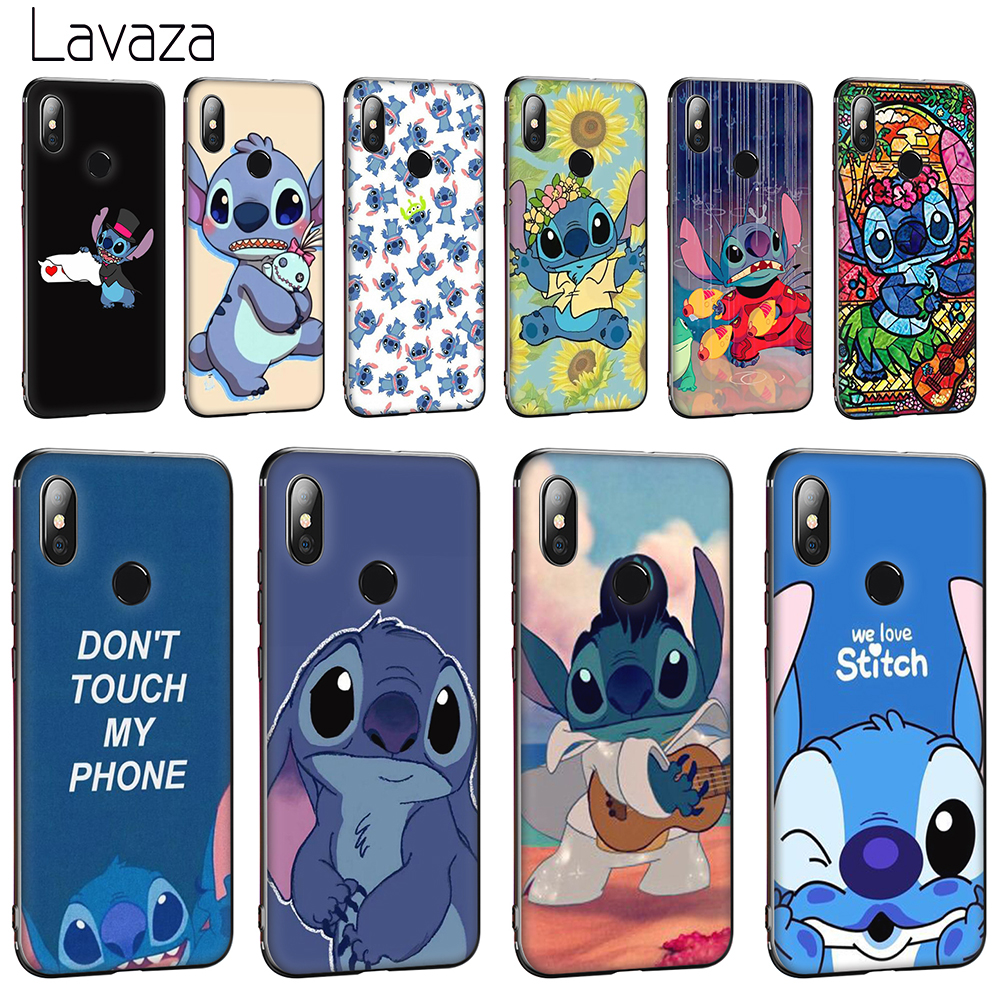 Fitted Cases Liberal Lavaza Cute Cartoon Stich Soft Case For Huawei Honor 10 8 9 Lite 6a 7a Pro 7c 7x 8c 8x Nova 3 3i 4 Y5 Y9 Y6 Y7 Prime A Great Variety Of Goods Cellphones & Telecommunications
