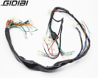 For Suzuki GN250 1985 2001 Motorcycle Part GN 250 Electrical Wiring Harness 90 91 92 93 94 95 96 97 98 99