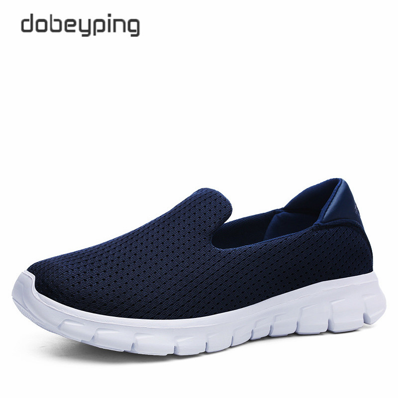 2018 New Spring Autumn Women's Casual Shoes Air Mesh Woman Loafers Slip On Female Flat Shoe Solid Women Sneakers Plus Size 35-42 baijiami 2017 new children solid breathable slip on pu casual shoes boys and girls spring summer autumn flat bottom shoes