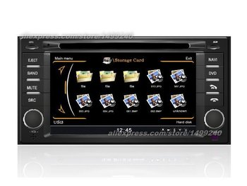 Car GPS Navigation System For Subaru Forester 2003~2010 2011 2012 2013 Radio DVD HD Screen Display TV Android Multimedia System