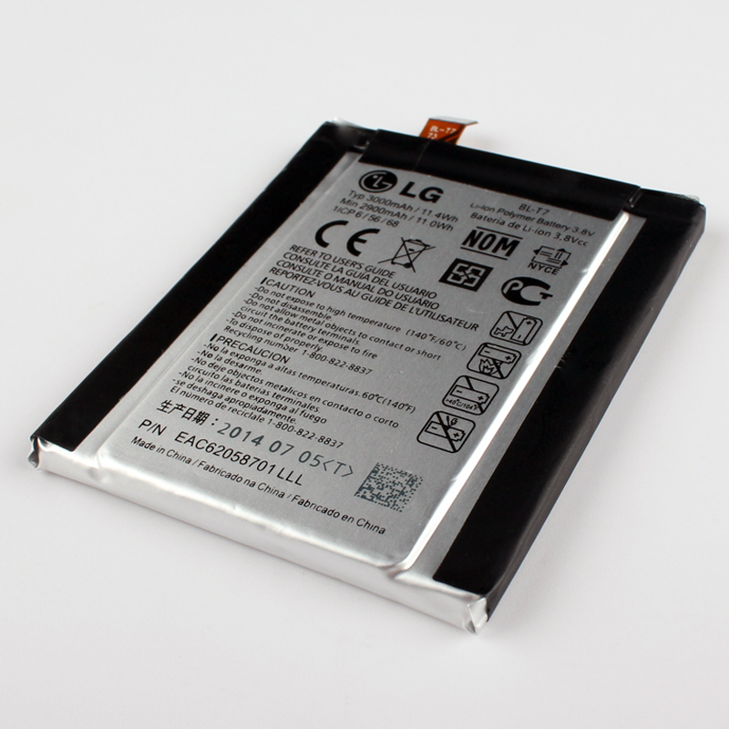 Original LG Internal Battery for LG G2 D800 D801 D802 LS980 VS980 BLT7 BL-T7